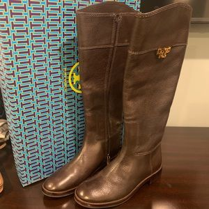 Tory Burch Joanna Riding Boot 7.5 New